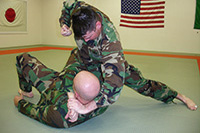 presa defensive tactics