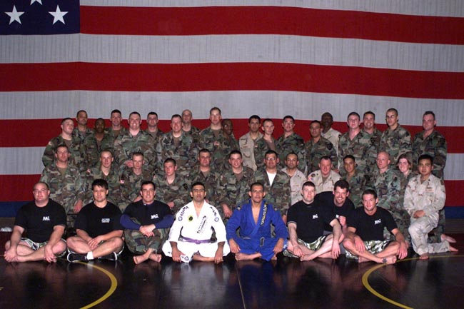 Paragon Combatives in Italy '09